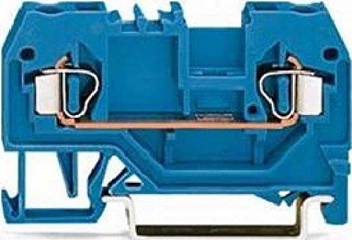 Wago 2-Leiter Durchgangsklemme 2,5 qmm, 280-904