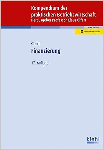 Finanzierung (Kompendium der praktischen Betriebswirtschaft)